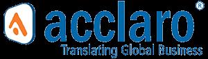 Acclaro Translation Services